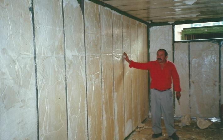 44 carrocer as carrozas carruajes carretas contenedores - Fibra vidrio aislante ...