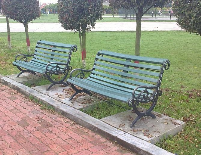 Sillas bancas exteriores amoblamiento urbano para las v as for Amoblamiento urbano