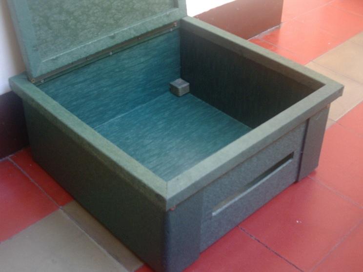 45 contenedores cajones cajas shelters refugios cajillas - Cajas de plastico baratas ...