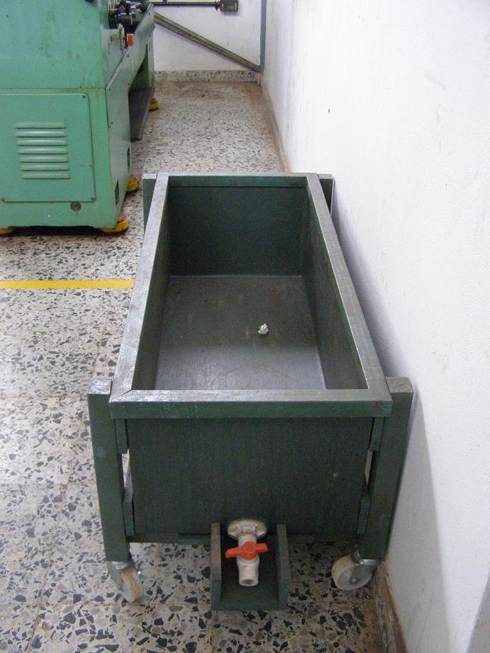Contenedores cajones cajas plegables shelters refugios - Pallets por contenedor ...