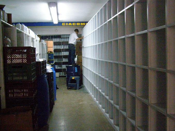 Gabinetes Para Baño Homecenter:Industrial ES De Plastico Para Almacenar Cajas