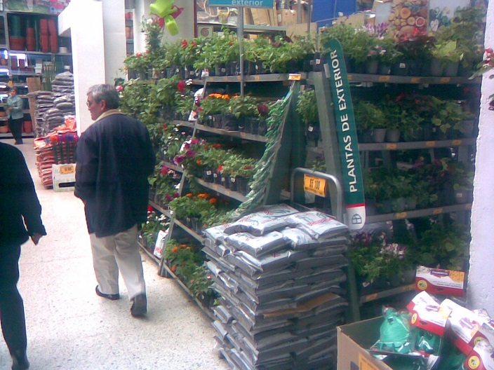 Estanter as pl sticas racks gabinetes pl sticos armarios - Estanteria para plantas ...