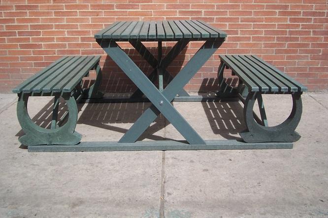 mesa y sillas para exteriores pl sticos con parasoles