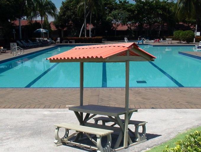 17 mesa y sillas para exteriores pl sticos con parasoles - Robot de cocina alcampo ...