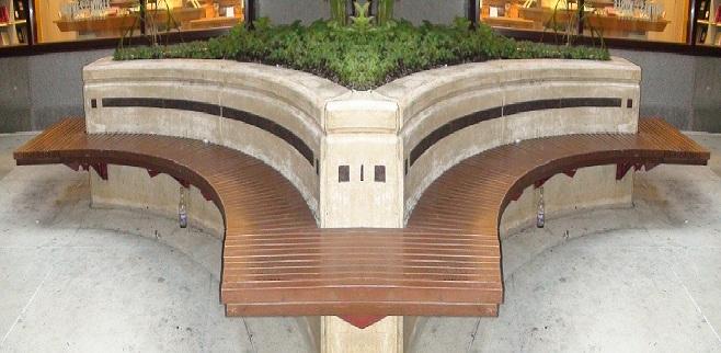 17 mesa y sillas para exteriores pl sticos con parasoles - Madera tratada para exterior ...