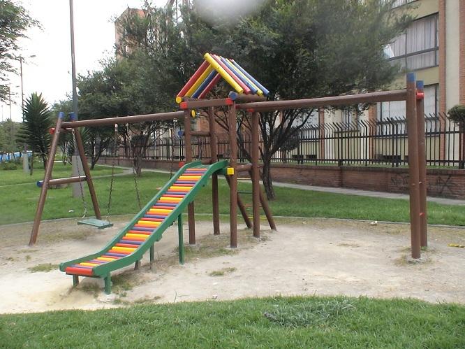 Parques infantiles madera inmunizada plastica 49 pino - Construir parque infantil ...