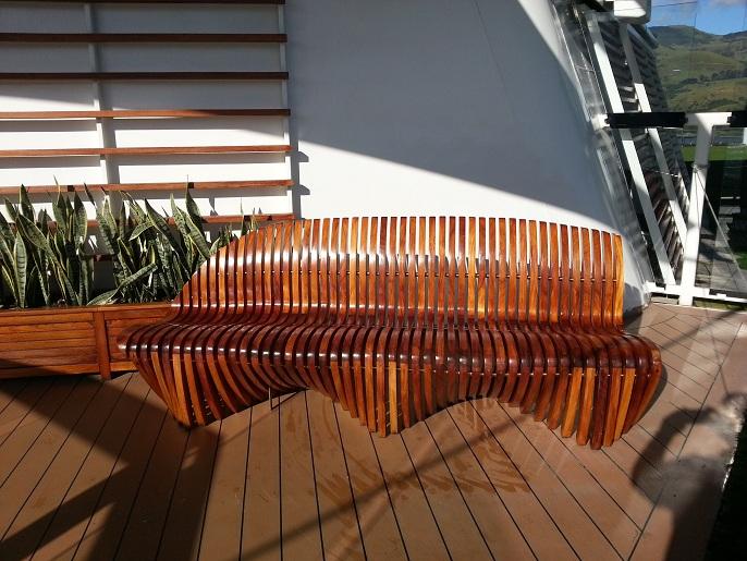 Muebles campestres para exteriores o interiores for Sillas y sillones de diseno