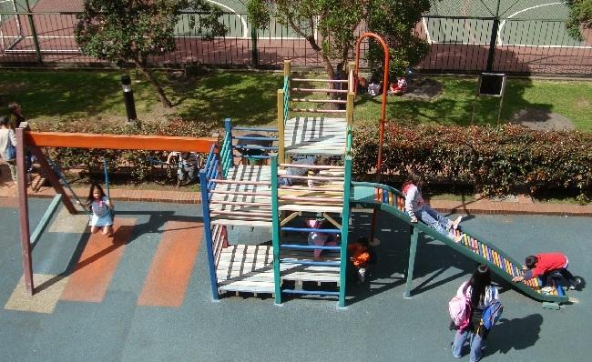 laberintos escaladoras torres fuertes parques infantiles actividad recreacin dinamica mobiliario urbano parques infantiles modulares obra