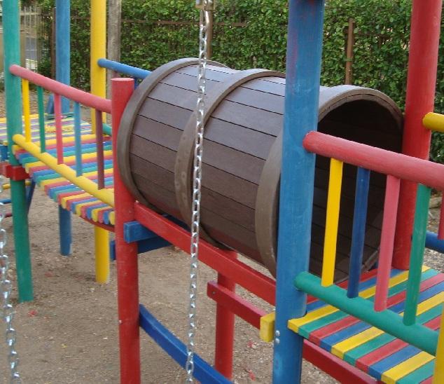 Parques juegos infantiles en pl stico - Como hacer un parque infantil ...