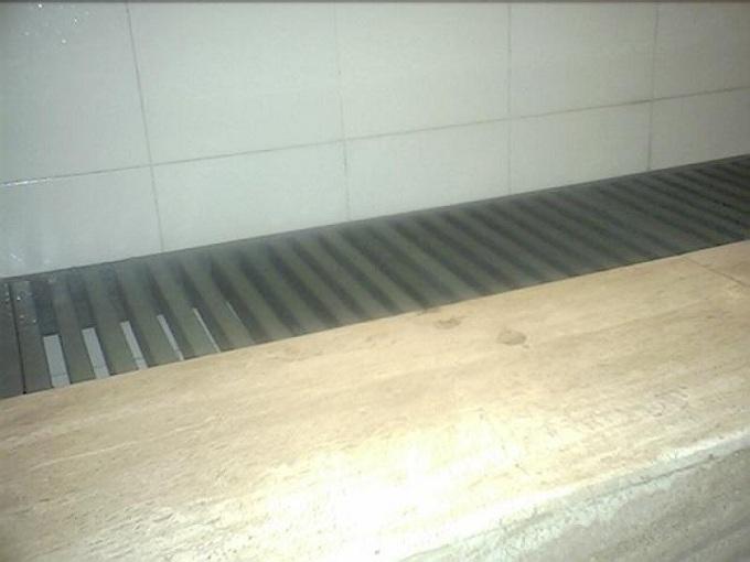 Extractor ba o rejilla for Rejillas para piscinas