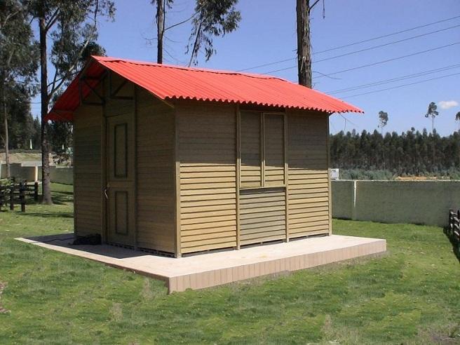Carpinter a ebanister a con maderas pl sticas wpc - Hacer caseta de madera ...