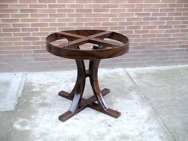 Carpinter a ebanister a con maderas pl sticas wpc - Mesas y sillas de forja ...