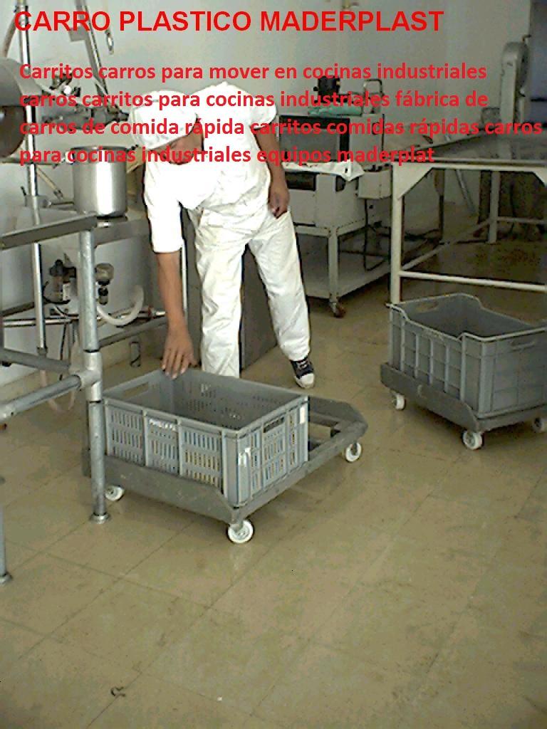 22 carretillas industriales carretas remolques carros 2 4 - Cocinas industriales de segunda mano ...