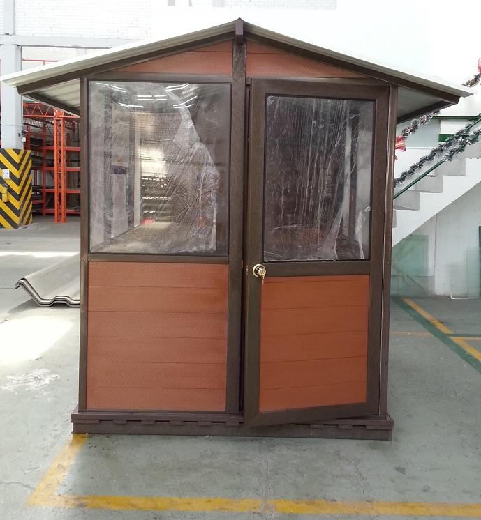 Casas campamentos prefabricados casetas m viles quioscos for Diseno de kioscos en madera