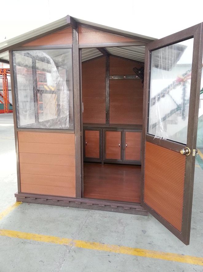 Casas prefabricadas campamentos prefabricados casetas for Kioscos prefabricados de madera