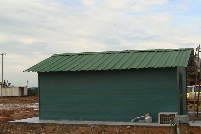 42 casas campamentos prefabricados casetas m viles - Casetas metalicas precios ...