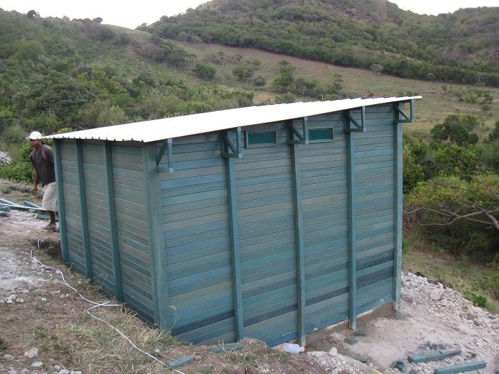 42 casas campamentos prefabricados casetas m viles for Casetas de chapa para jardin usadas