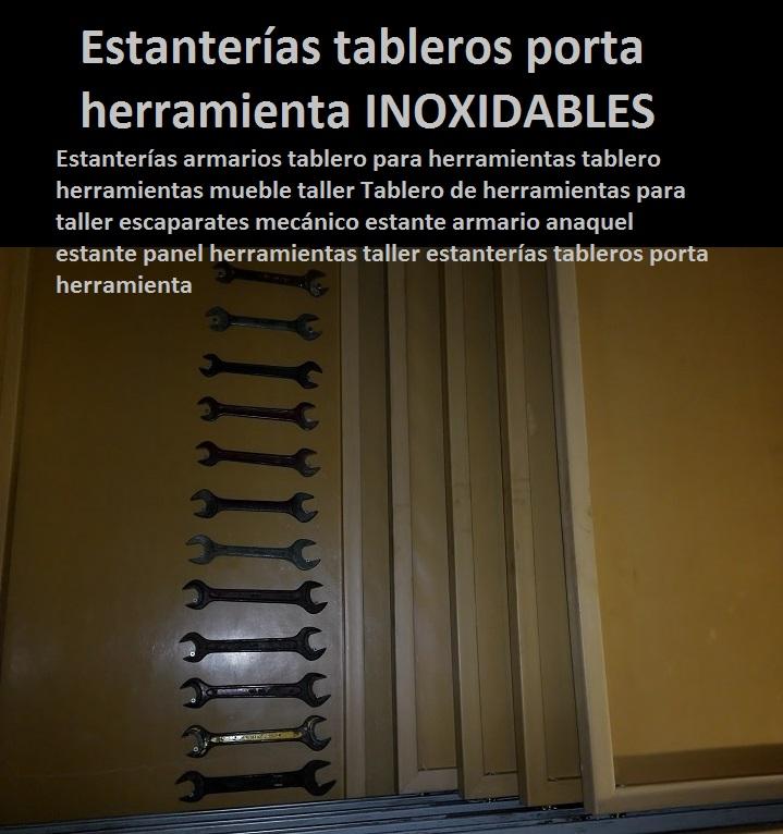 24 estanter as racks gabinetes pl sticos armarios muebles - Tablero de herramientas ...