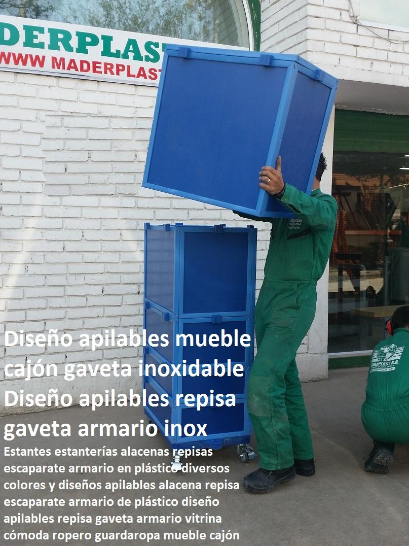 24 ESTANTERÍAS RACKS GABINETES PLÁSTICOS ARMARIOS MUEBLES