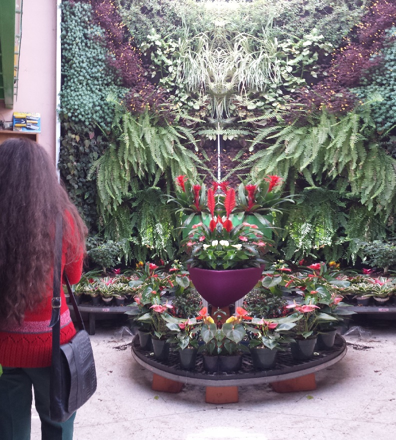 52 fachadas flotantes p rgolas terrazas verdes vivas for Laminas para cubrir paredes