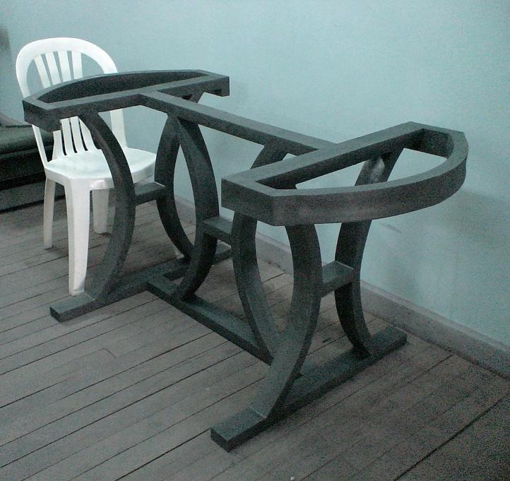 38 madera pl stica maderplast perfiles maderas inmunizadas - Patas para mesas leroy merlin ...