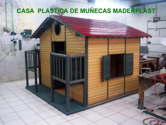38 madera pl stica maderplast perfiles maderas inmunizadas for Casetas plasticas para jardin