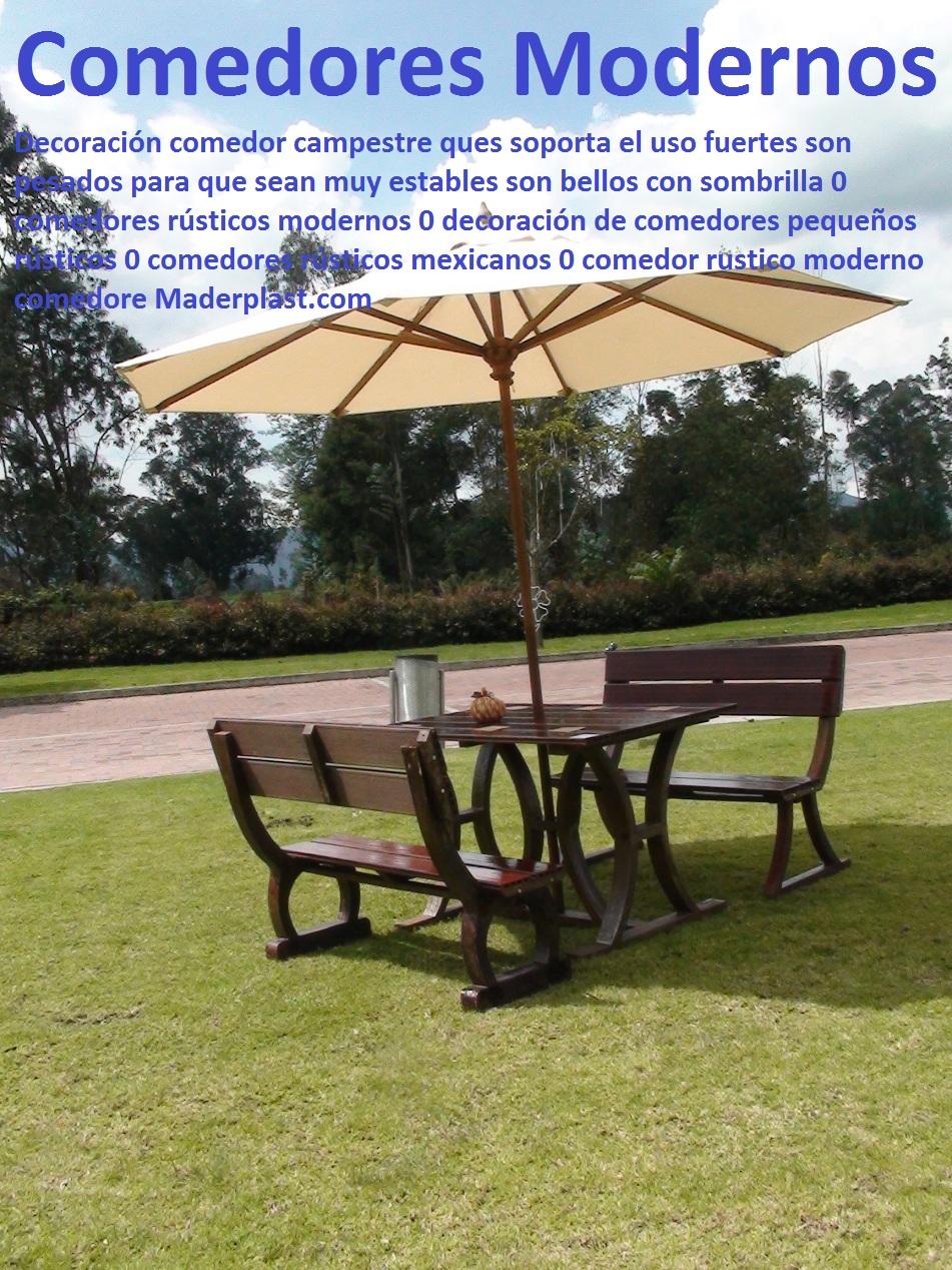 17 mesa y sillas mobiliario para exteriores pl sticos for Comedores exteriores para terrazas