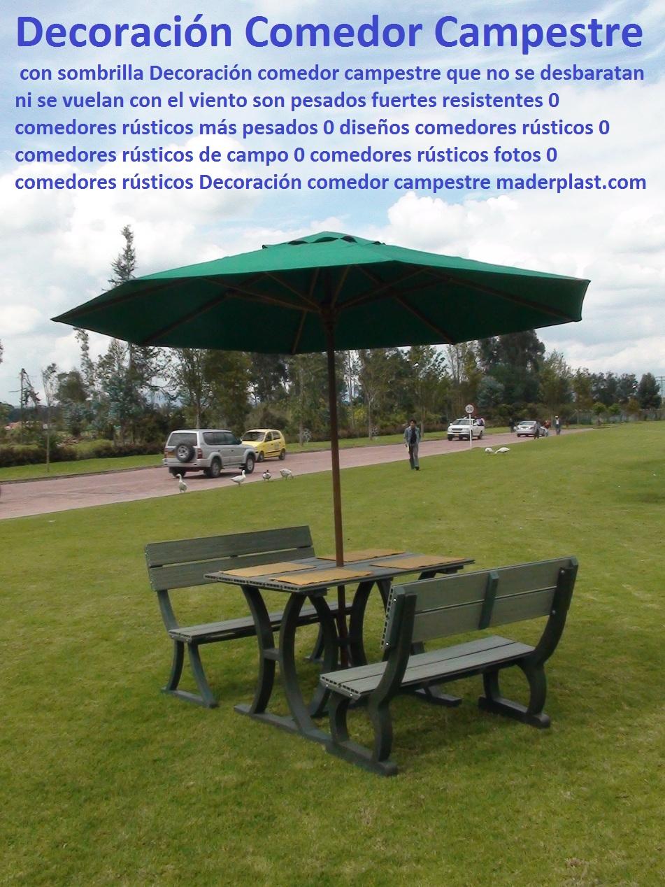 17 Mesa Y Sillas Mobiliario Para Exteriores Pl Sticos Juegos De  # Muebles De Campo Gaona