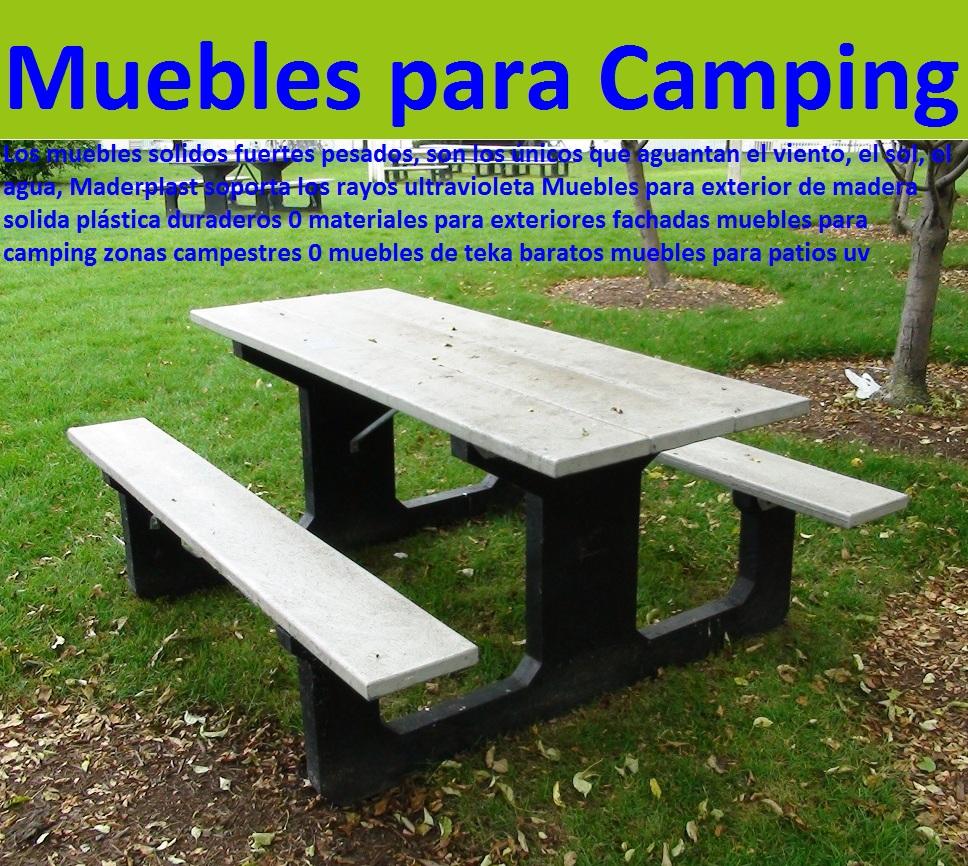 17 mesa y sillas mobiliario para exteriores pl sticos for Materiales para patios exteriores