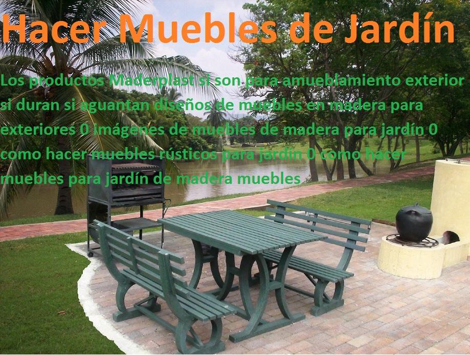 diseos de muebles en madera para exteriores imgenes de muebles de madera para jardn