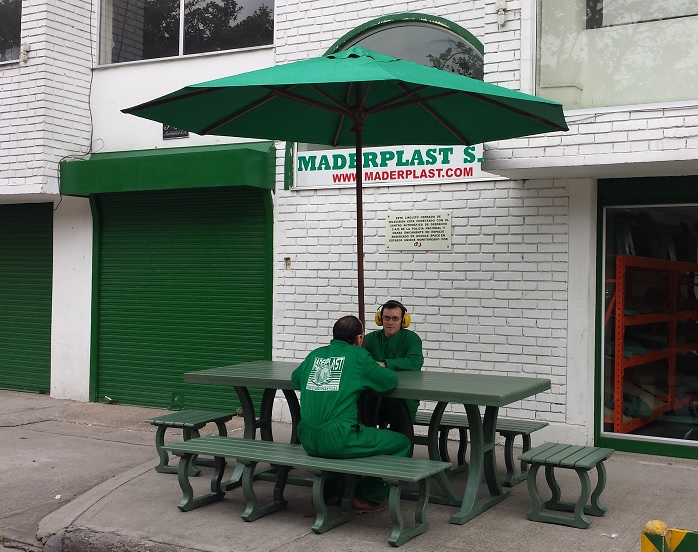 juego de mesa y sillas con sombrilla juego de mesa con sillas para comedor con parasol