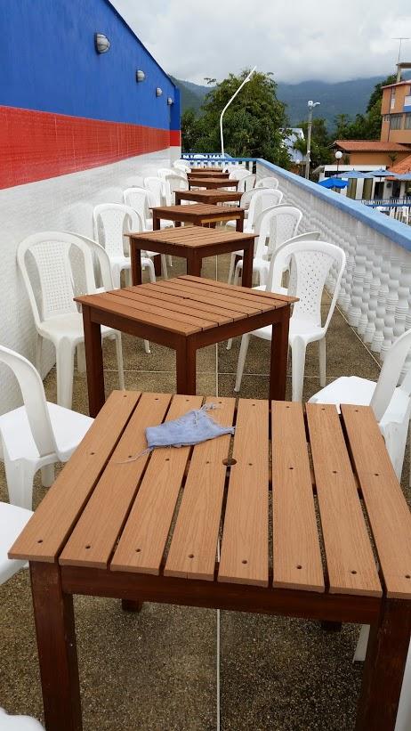30 muebles campestres exteriores interiores mobiliarios for Mesas de cafeteria