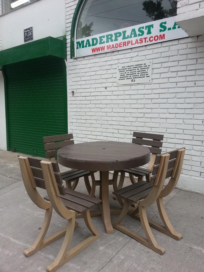 30 muebles campestres exteriores interiores mobiliarios for Sillas de jardin plegables