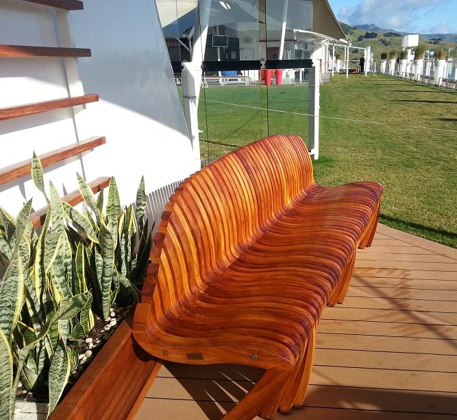 30 muebles campestres exteriores interiores mobiliarios - Sillas originales ...