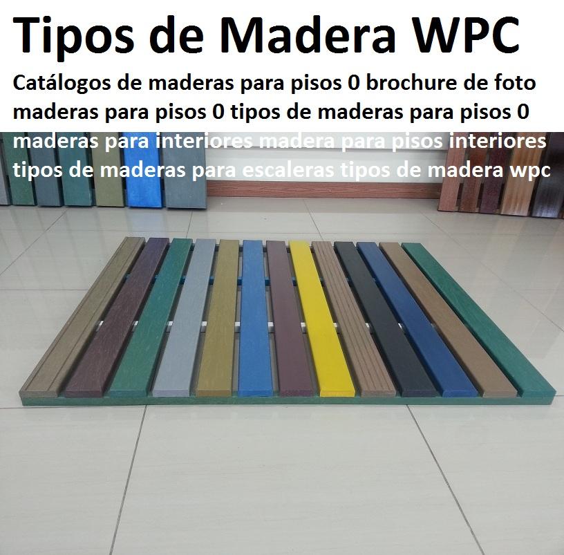 Madera para escalones finest alfombra decorativa para for Tipos de pisos para exteriores