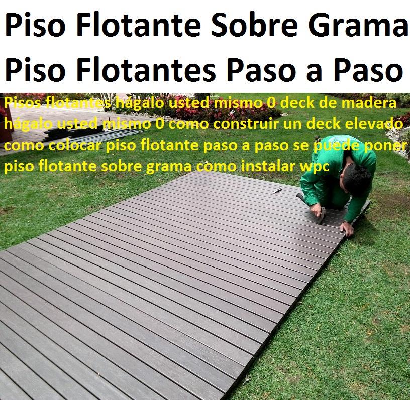 - Como colocar piso flotante paso a paso ...