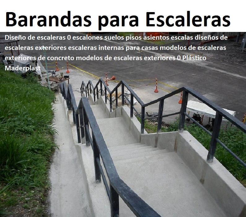 Escaleras para exterior escaleras de caracol escaleras for Modelos de escaleras exteriores para casas