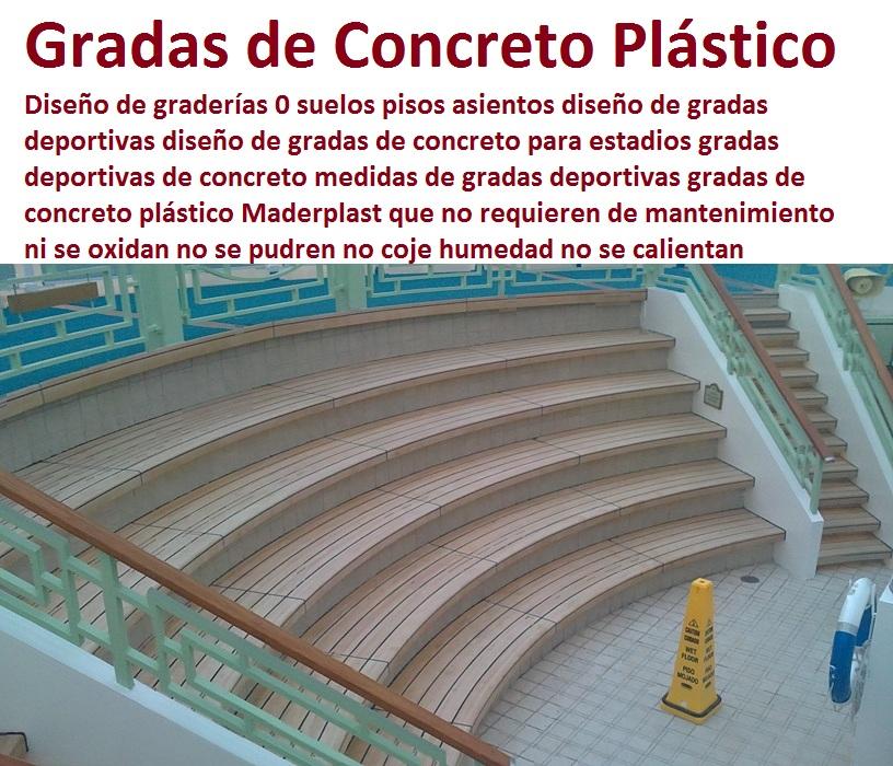 21 pisos industriales pl sticos suelos tr fico pesado for Pisos para gradas