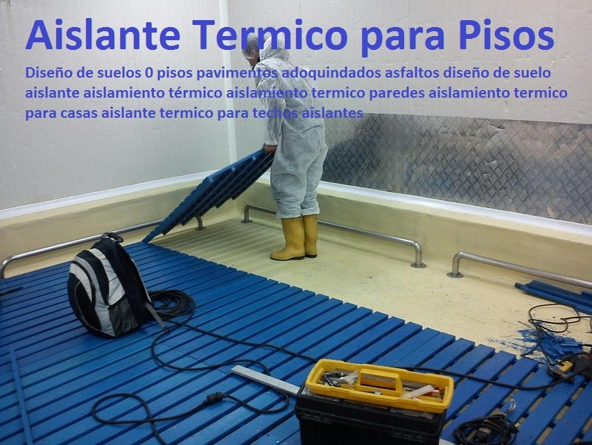 Aislantes termicos para casas fabulous soluciones y - Aislantes termicos para paredes interiores ...