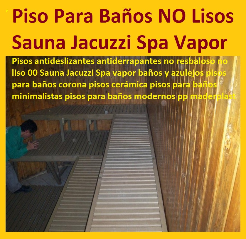 Azulejo Para Baño Antiderrapante:baños y azulejos pisos para baños corona pisos cerámica pisos para