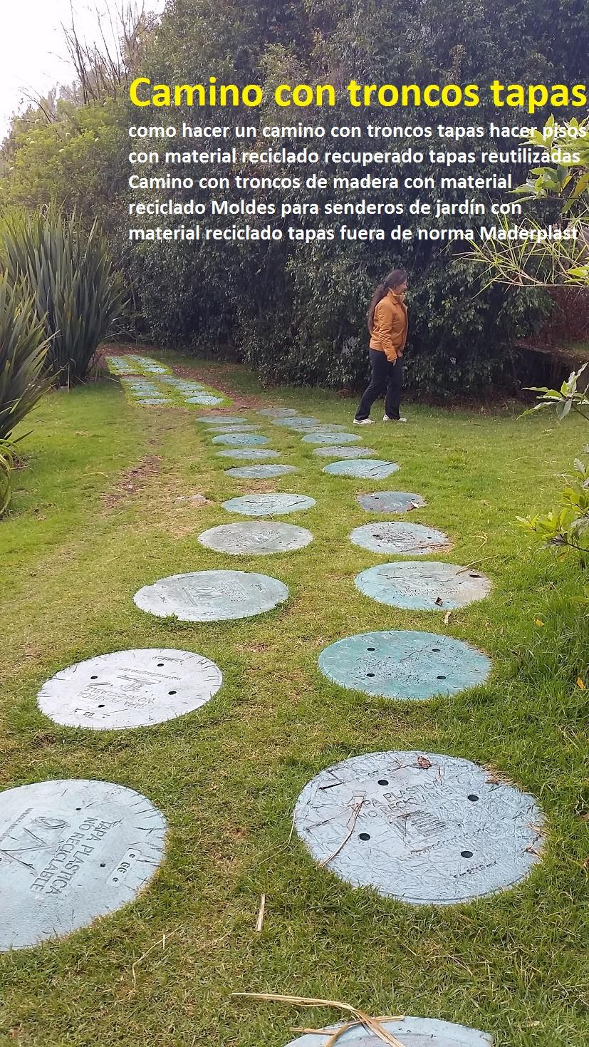 23 puentes caminos sederos veredas malecones sendas - Material para jardin ...