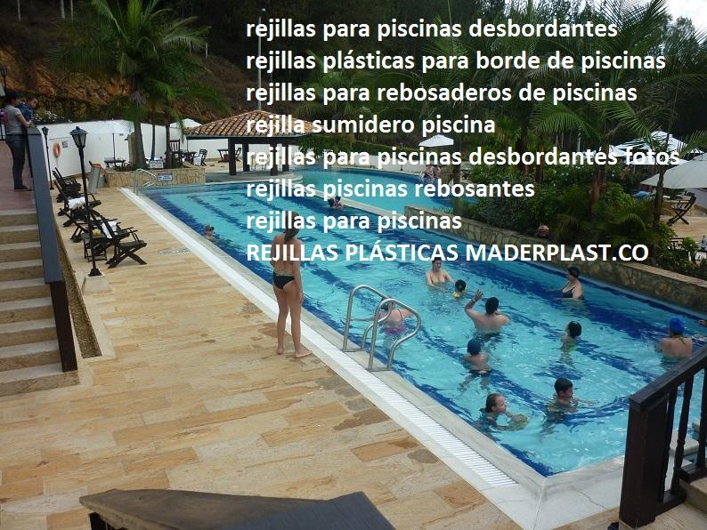 25 rejillas industriales rejillas peatonales for Rejilla piscina