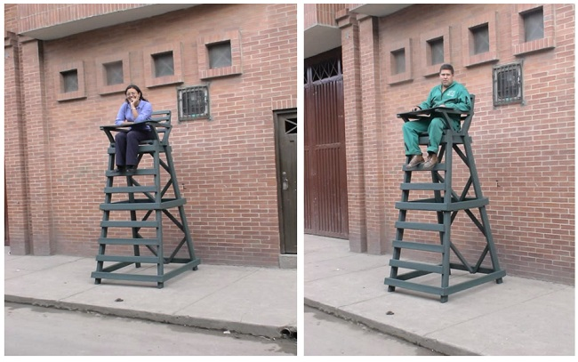 28 sillas bancas amoblamiento urbano asientos sillones - Silla alta plegable ...
