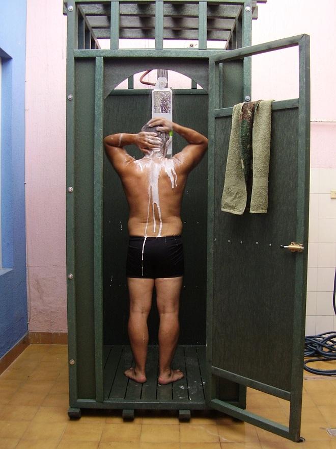 09 ba os duchas m viles kioscos garitas casetas shelters - Las mejores mamparas de ducha ...