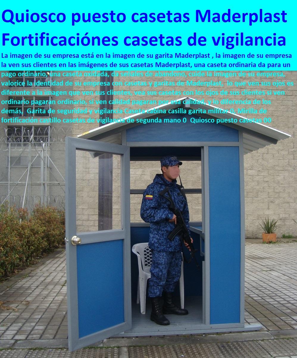 Ba os duchas m viles kioscos garitas casetas shelters for Casetas de metal segunda mano