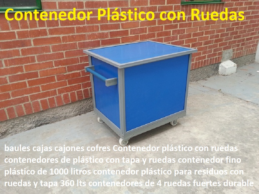 Contenedor plástico con ruedas 0 contenedores de plástico con tapa y ruedas contenedor plástico de 1000 litros contenedor plástico para residuos con ruedas y tapa 360 lts contenedores de 4 ruedas maderplast Contenedor plástico con ruedas 0 contenedores de plástico con tapa y ruedas contenedor plástico de 1000 litros contenedor plástico para residuos con ruedas y tapa 360 lts contenedores de 4 ruedas maderplast