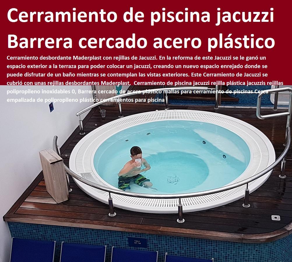Dotaciones hoteleras maderplast dotaciones para sector for Construir jacuzzi exterior