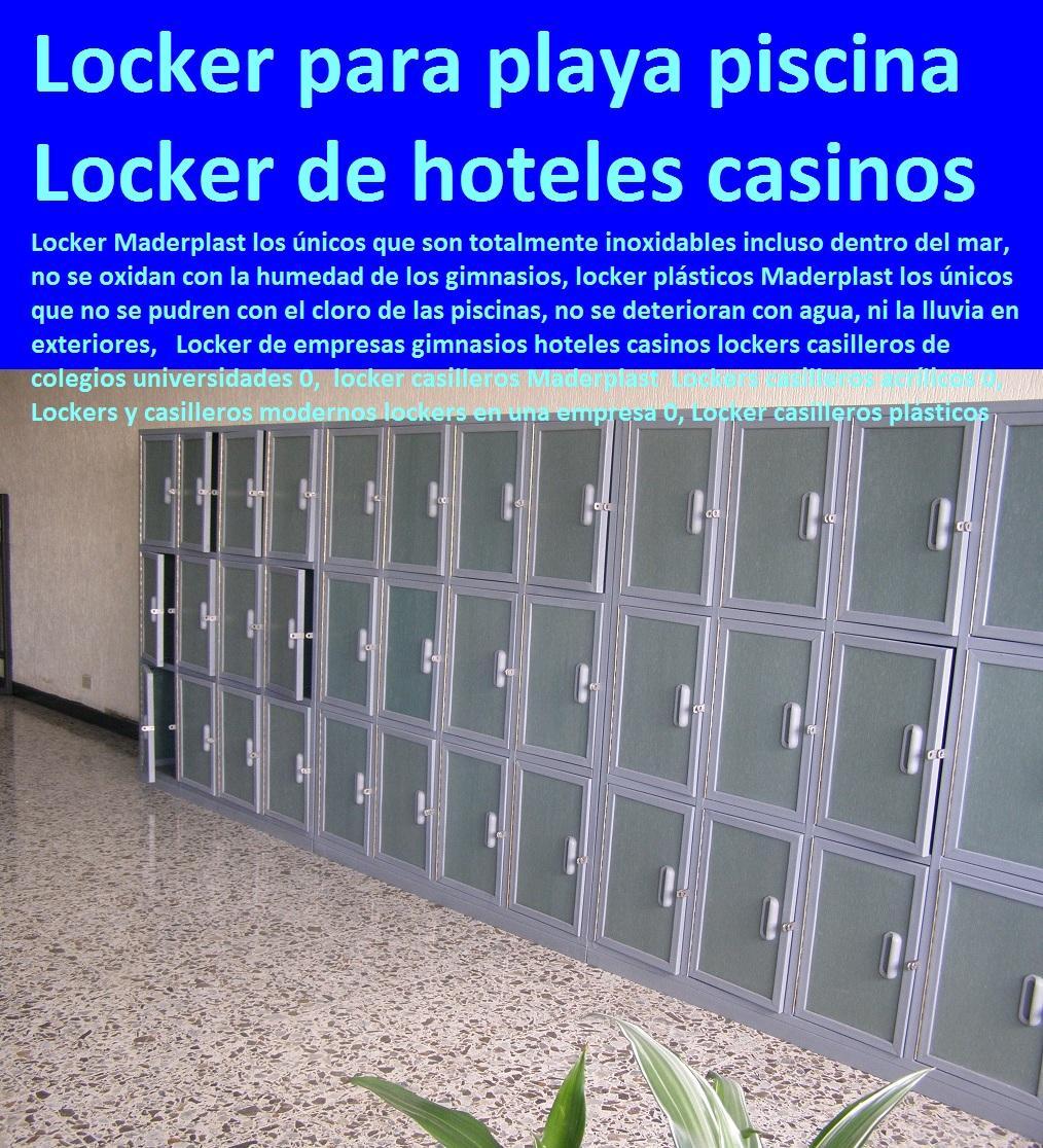 LOCKER PLÁSTICO CASILLEROS PLÁSTICOS MADERPLAST guardarropa lockers monedero casilleros Lockers blancos antisépticos esterilizados Somos fabricantes de lockers casilleros con sillas lockers a la medida Los vestidores Locker estéril higiénico lavable aséptico 0, Locker metálico precio con puerta de vidrio acrílico 0, Lockers plásticos Bogotá de puertas transparentes 0, Lockers de puertas, Locker de empresas gimnasios hoteles casinos lockers casilleros de colegios universidades 0,  locker casilleros Maderplast  Lockers casilleros acrílicos 0, Lockers y casilleros modernos lockers en una empresa 0, Locker casilleros plásticos 0 0 0 Locker de empresas gimnasios hoteles casinos lockers casilleros de colegios universidades 0,  locker casilleros Maderplast  Lockers casilleros acrílicos 0, Lockers y casilleros modernos lockers en una empresa 0, Locker casilleros plásticos