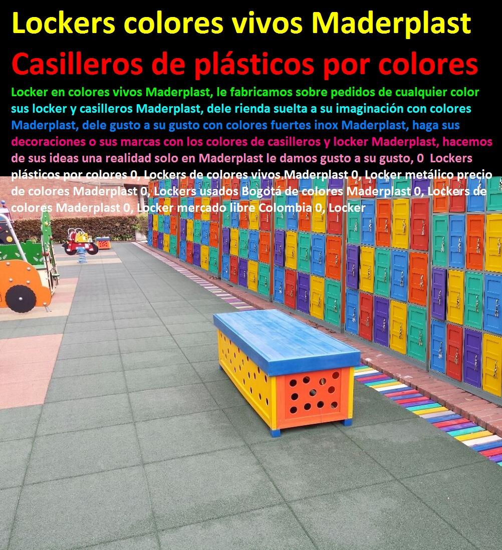 ca796f452 LOCKER PLÁSTICO CASILLEROS PLÁSTICOS CASILLERO PARA ROPA LOCKERS MONEDERO