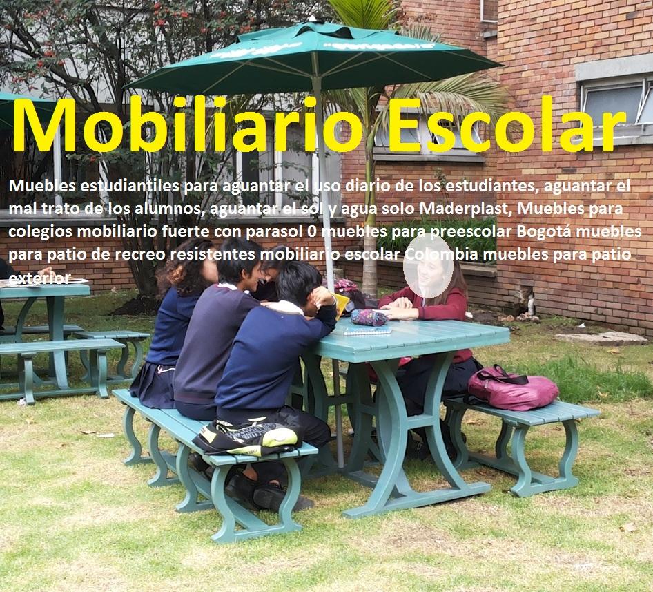 Muebles para colegios mobiliario fuerte con parasol 0 muebles para preescolar Bogotá muebles para patio de recreo resistentes MESA Y SILLAS PARA EXTERIORES MADERPLAST MUEBLES PLÁSTICOS CON PARASOLES DE EXTERIORES 0 mesas con parasol para patios jardines restaurantes campestres 0, muebles de madera plástica para exterior 0, muebles de maderas finas teca ipe macana 0, sillas y Mesa de picnic con parasol 0, Juego de sala para exteriores 0, muebles para terraza pequeña 0, sala para exteriores sillas para exteriores Maderplast fabricamos sus muebles de acuerdo a sus gustos 0, somos especialistas en mobiliario de trabajo fuerte para exteriores 0, muebles son finos resistentes al trabajo 0, los muebles Maderplast son fuertes finos y elegantes 0, Silla convertible en mesa 0, banco convertible en mesa 0, planos de banco convertible en mesa 0, sillon mesa plegable 0, banca que se transforma en mesa planos 0, mesa banca 0, mesa banco 0, Comprar Muebles de Madera 0, Diseños con variedad de materiales con excelente calidad 0, Comprar Muebles de Madera de Abedul 0, Comprar Muebles de Madera de Mukali 0, Comprar Muebles de Madera de Balau 0, Mesa de picnic plegable y convertible en bancos 0, Comprar Muebles de Madera de álamo 0, Muebles para colegios mobiliario fuerte con parasol 0 muebles para preescolar Bogotá muebles para patio de recreo resistentes mobiliario escolar Colombia muebles para patio exterior mobiliario escolar Colombia muebles para patio exterior